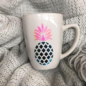 Pineapple Holographic Mug BB331